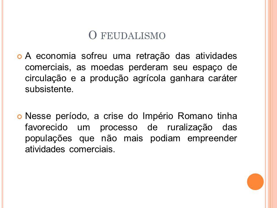 O feudalismo