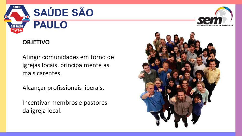 SAÚDE SÃO PAULO OBJETIVO