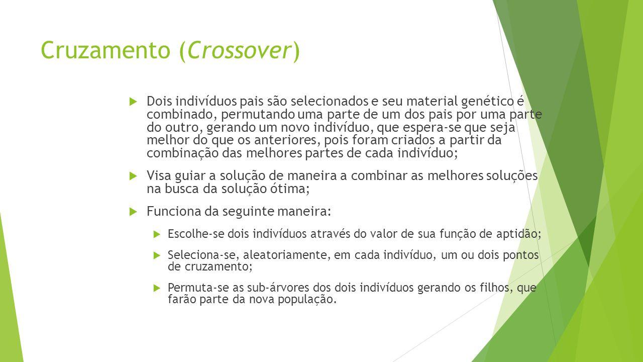 Cruzamento (Crossover)