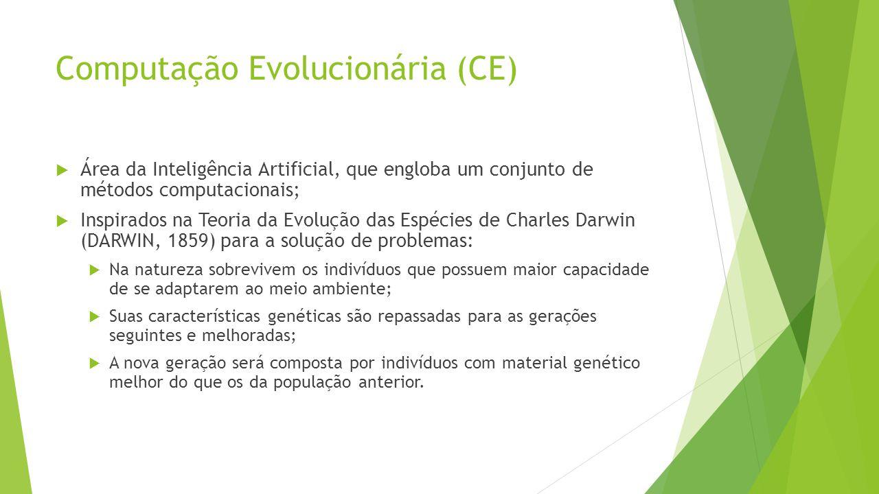 Computação Evolucionária (CE)
