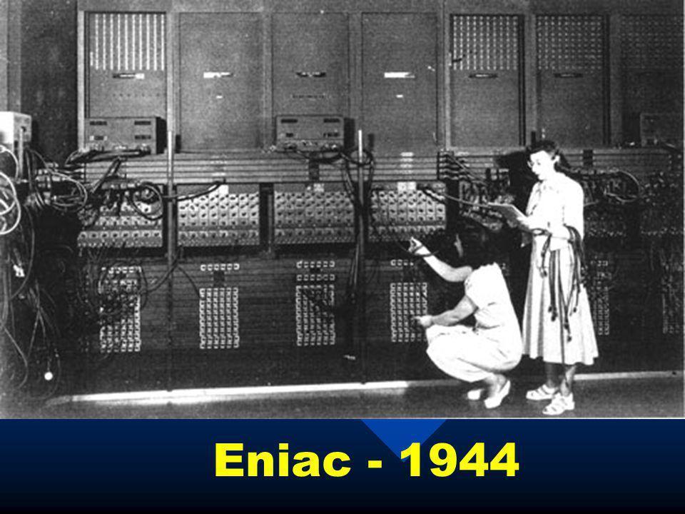 Eniac - 1944
