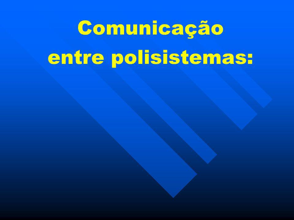 Comunicação entre polisistemas: