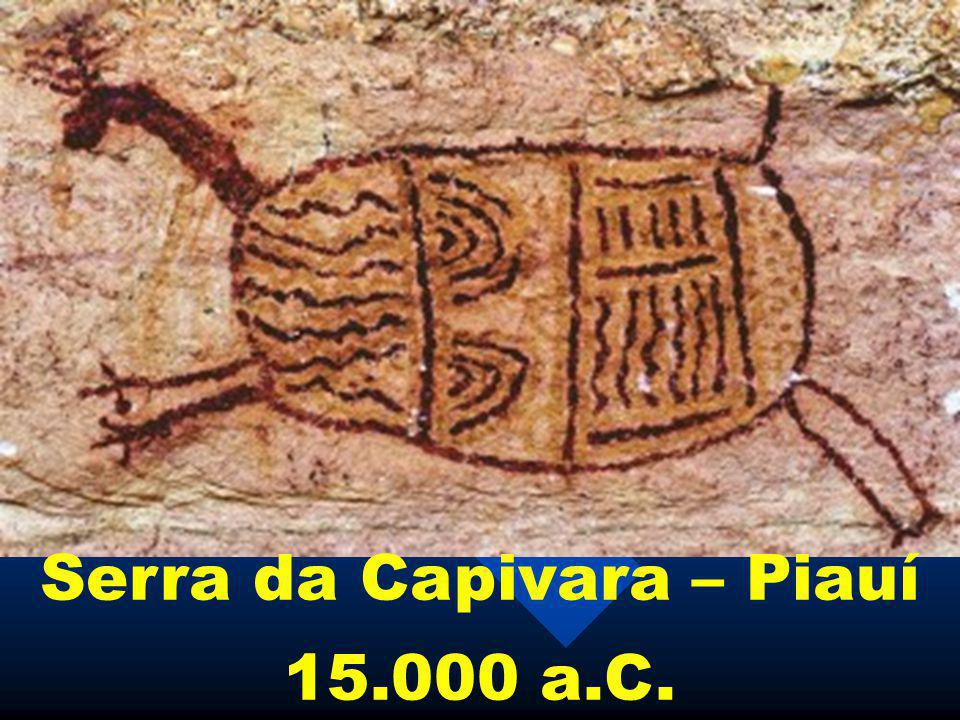 Serra da Capivara – Piauí