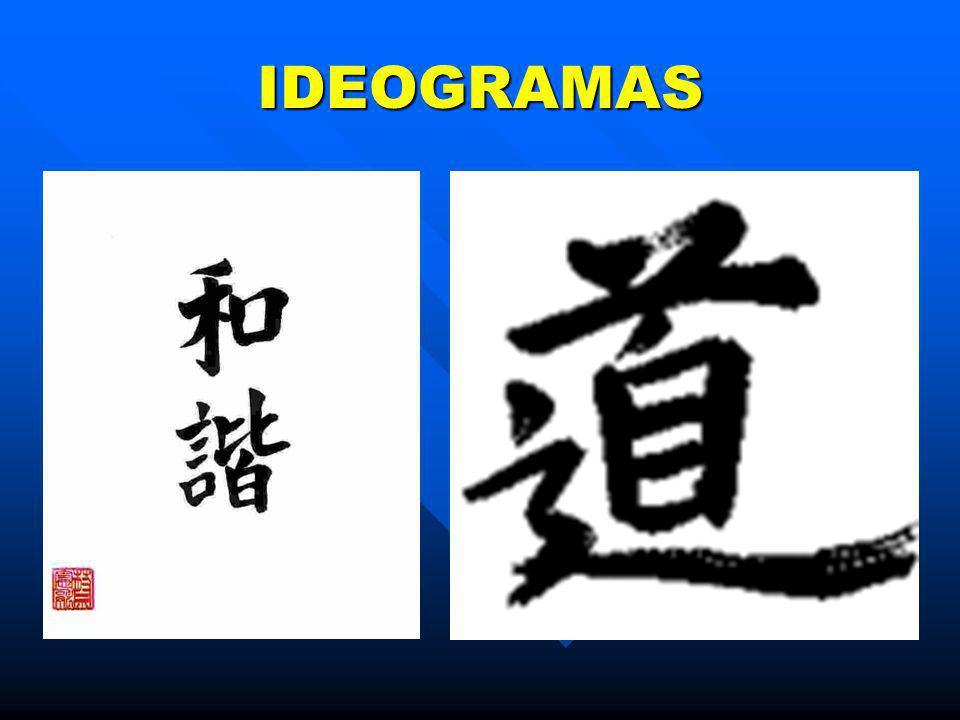 IDEOGRAMAS