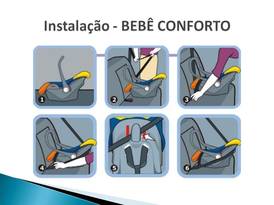 Instalação - BEBÊ CONFORTO
