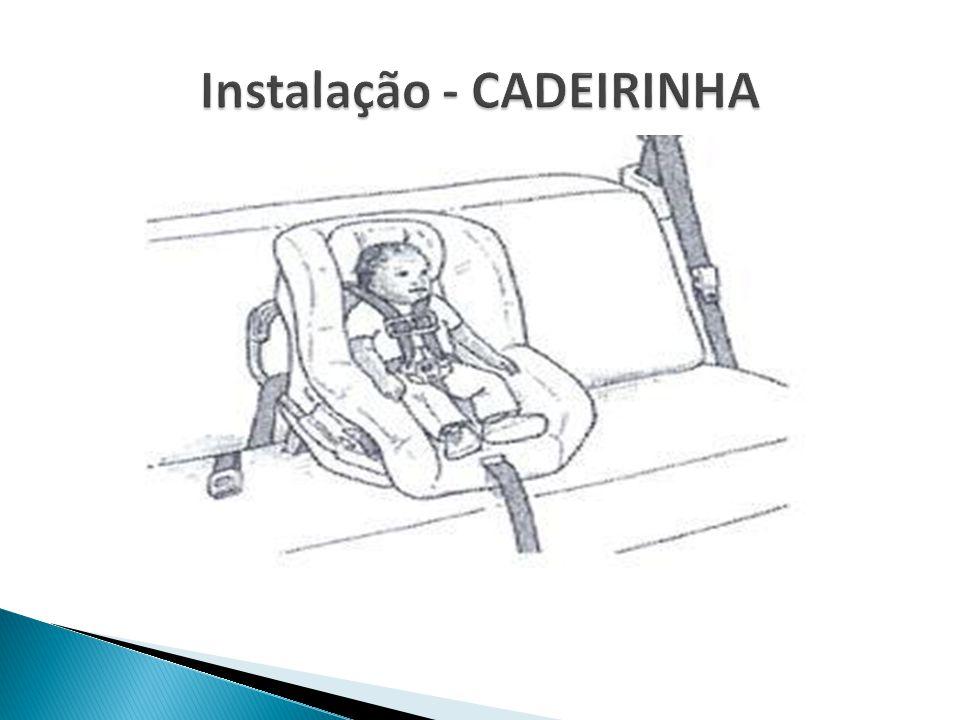 Instalação - CADEIRINHA