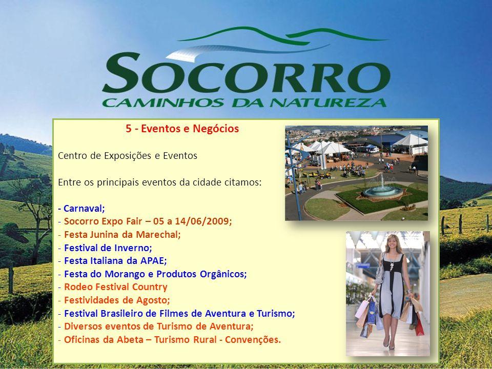 5 - Eventos e Negócios Centro de Exposições e Eventos