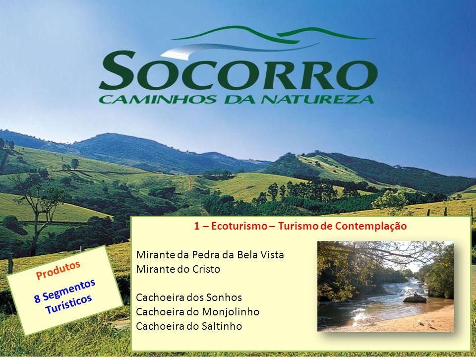1 – Ecoturismo – Turismo de Contemplação