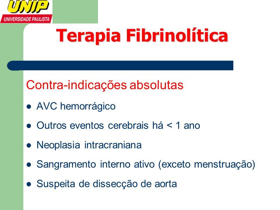 Terapia Fibrinolítica