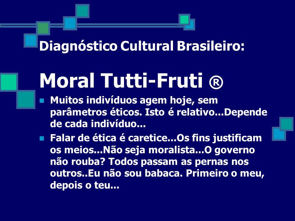 Diagnóstico Cultural Brasileiro: