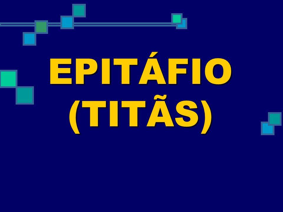 EPITÁFIO (TITÃS)