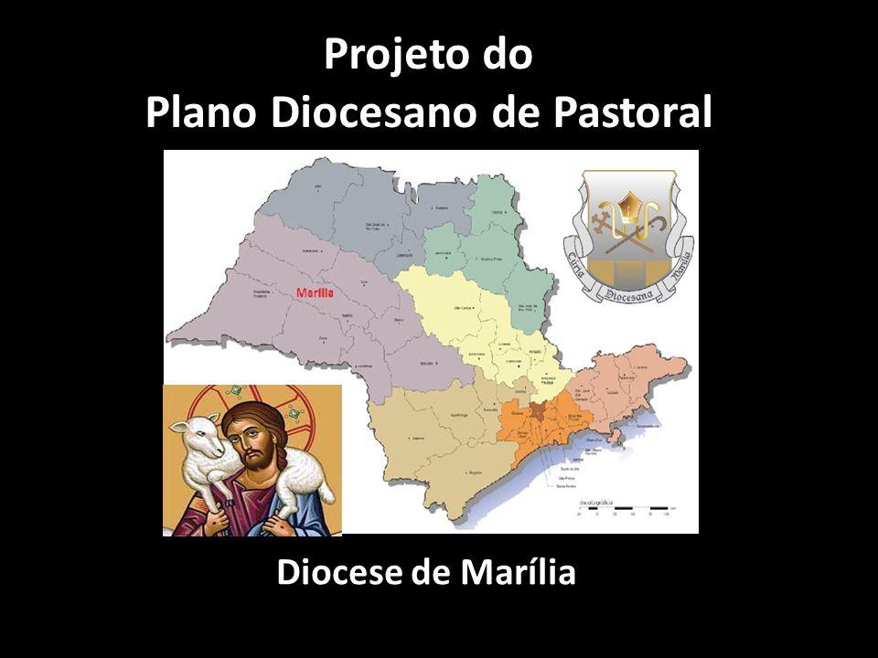 Projeto do Plano Diocesano de Pastoral
