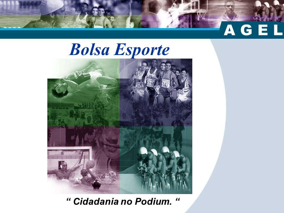 Bolsa Esporte Cidadania no Podium.