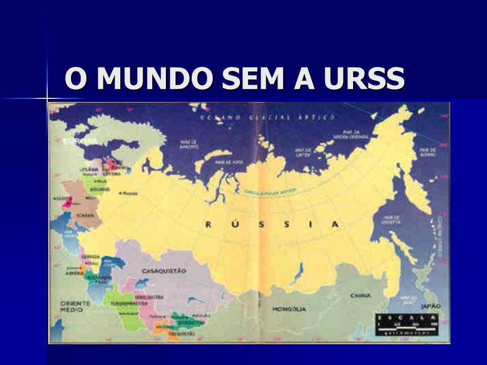 O MUNDO SEM A URSS