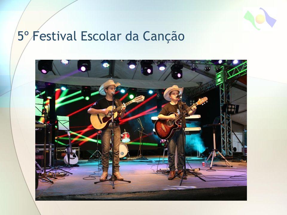 5º Festival Escolar da Canção