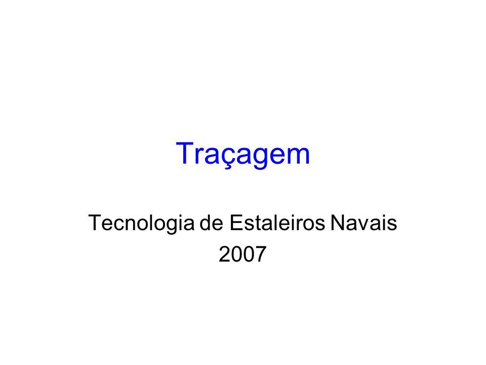 Tecnologia de Estaleiros Navais 2007