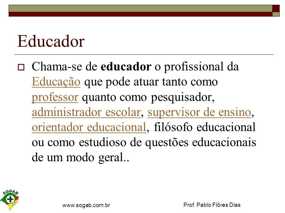 Educador