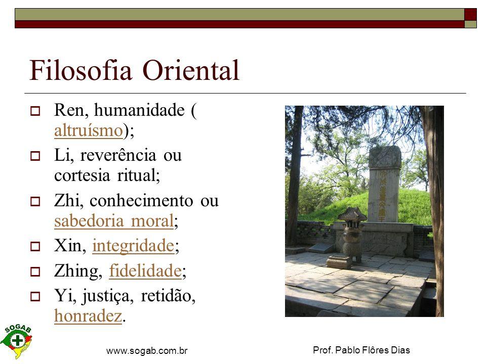 Filosofia Oriental Ren, humanidade ( altruísmo);