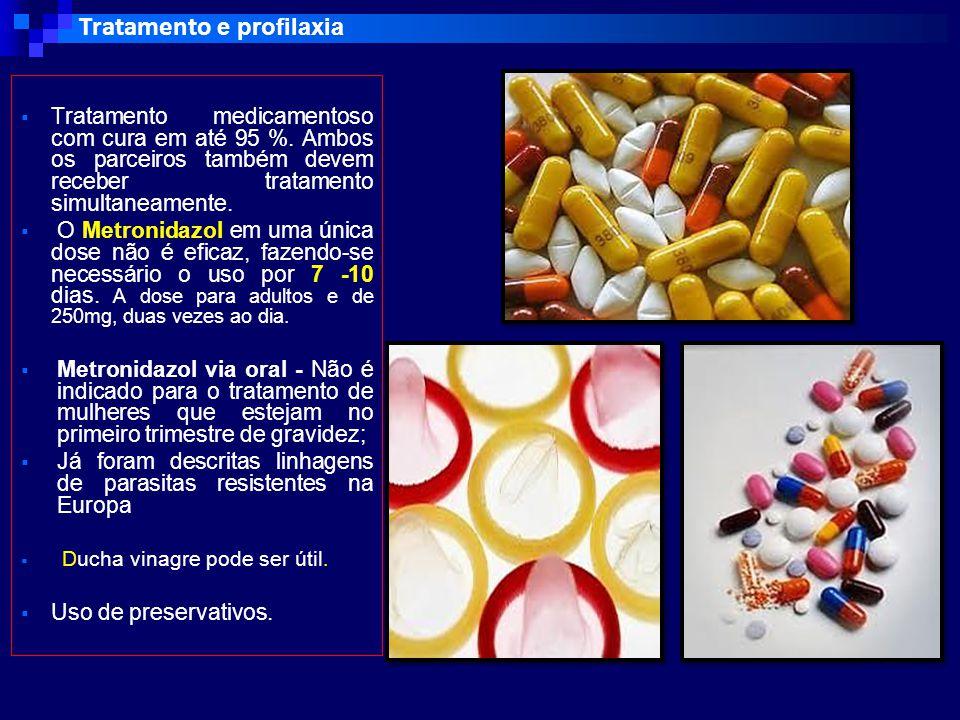 Tratamento e profilaxia