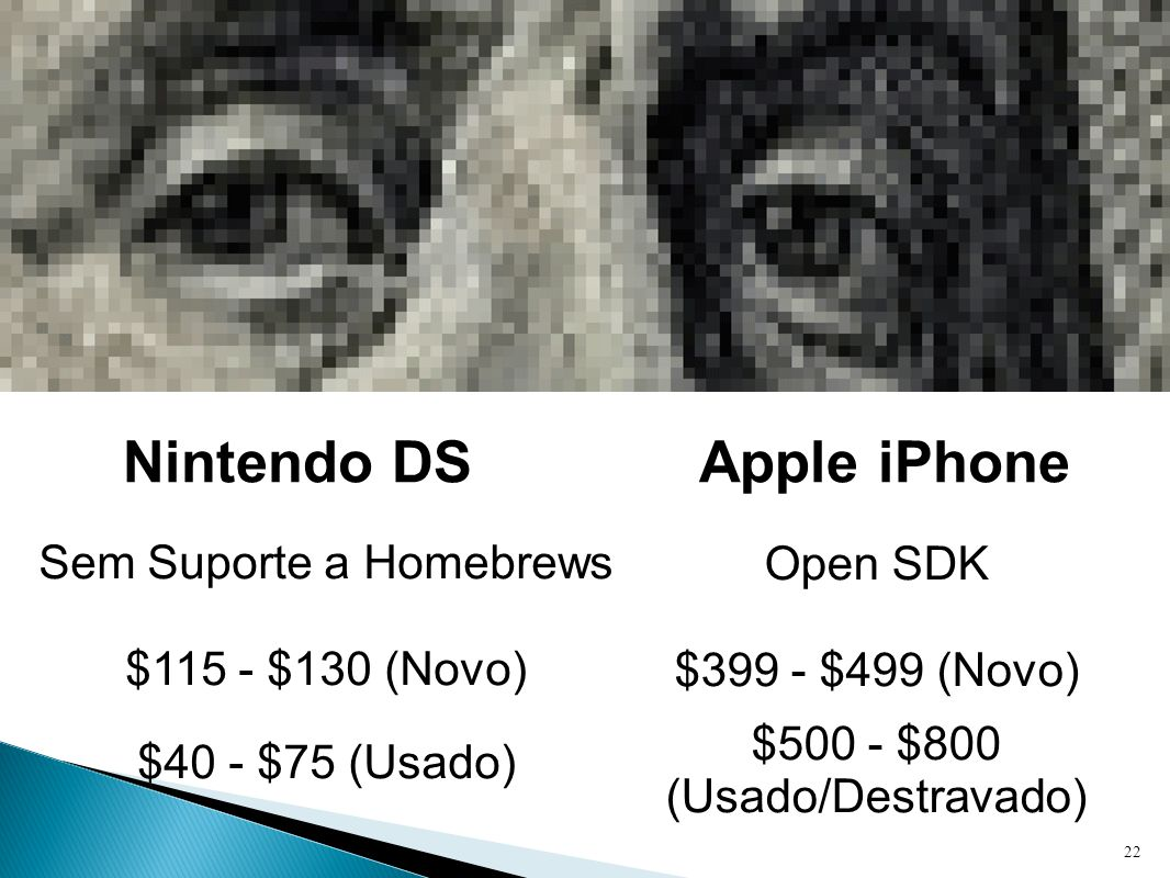 Nintendo DS Apple iPhone