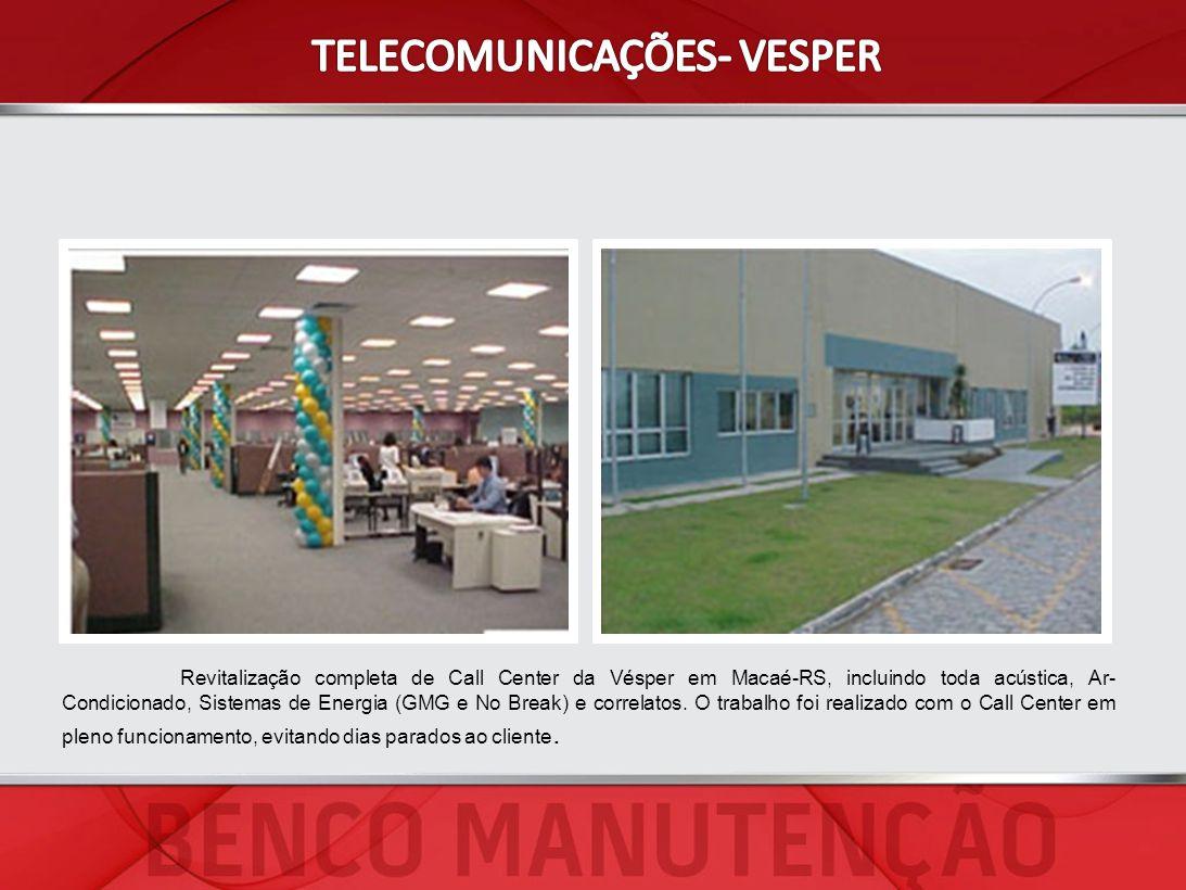 TELECOMUNICAÇÕES- VESPER