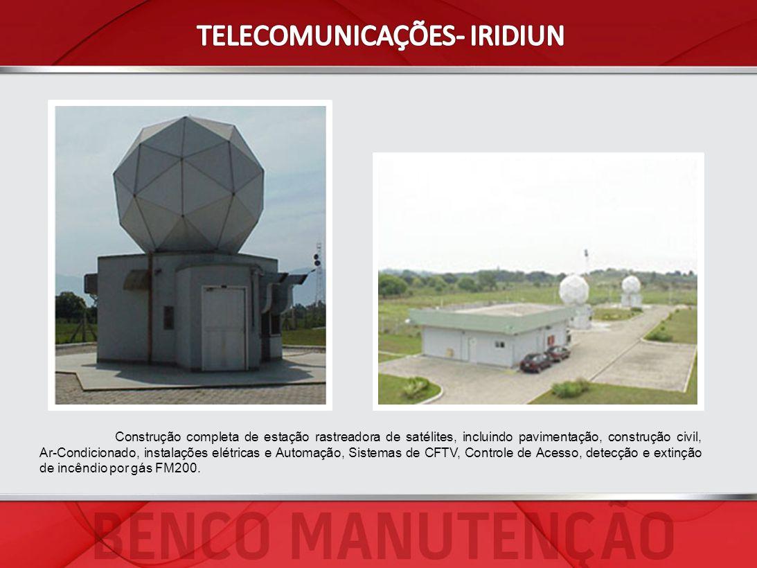 TELECOMUNICAÇÕES- IRIDIUN
