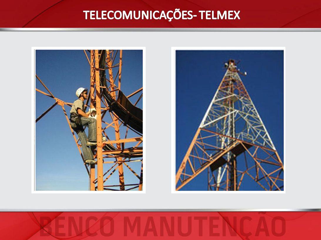 TELECOMUNICAÇÕES- TELMEX