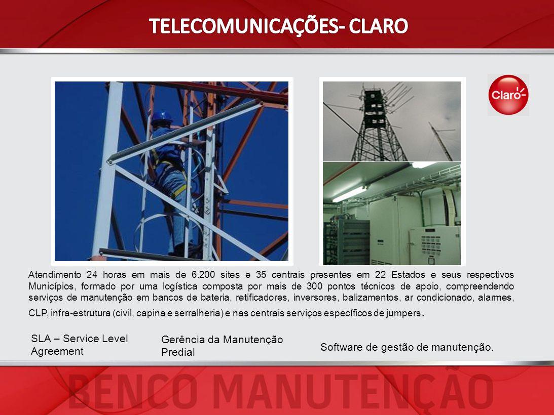 TELECOMUNICAÇÕES- CLARO