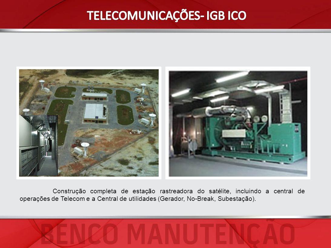 TELECOMUNICAÇÕES- IGB ICO