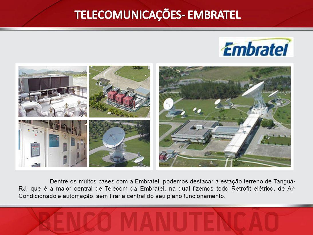 TELECOMUNICAÇÕES- EMBRATEL