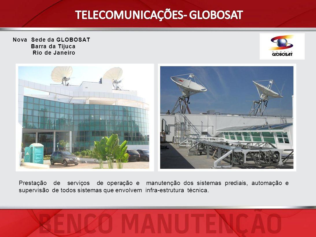 TELECOMUNICAÇÕES- GLOBOSAT