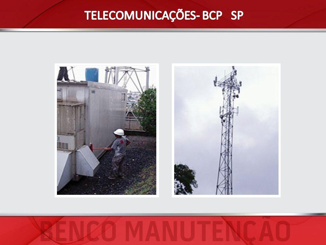 TELECOMUNICAÇÕES- BCP SP