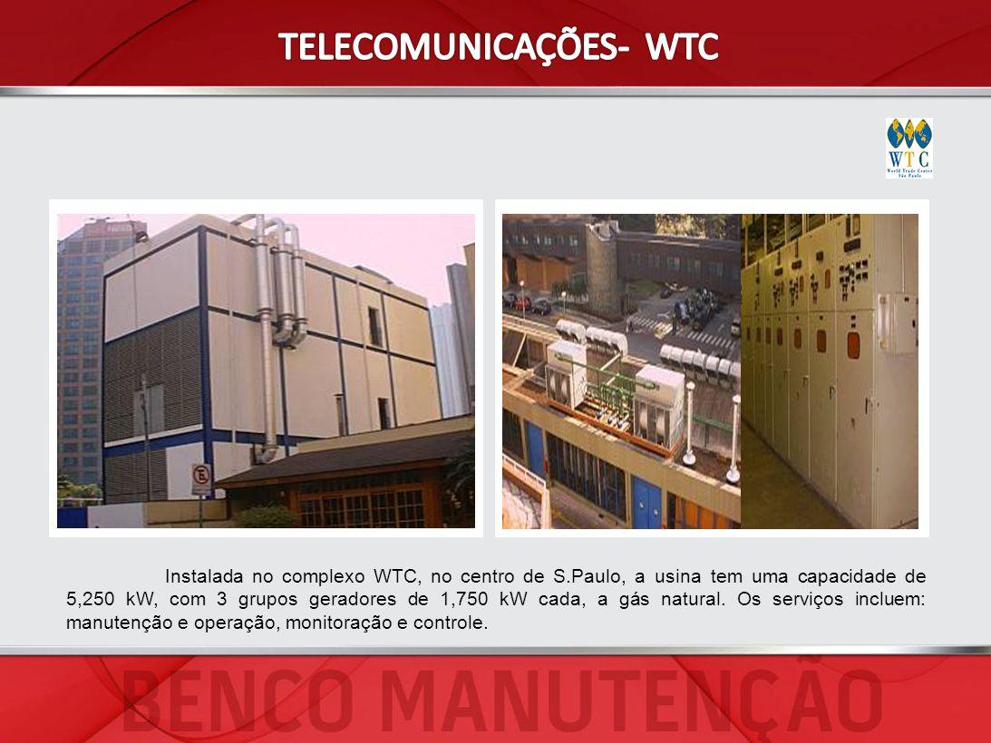 TELECOMUNICAÇÕES- WTC