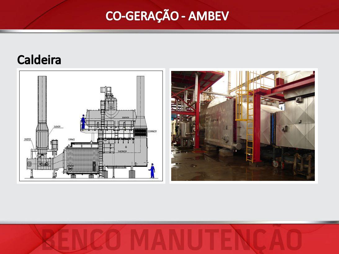 CO-GERAÇÃO - AMBEV Caldeira