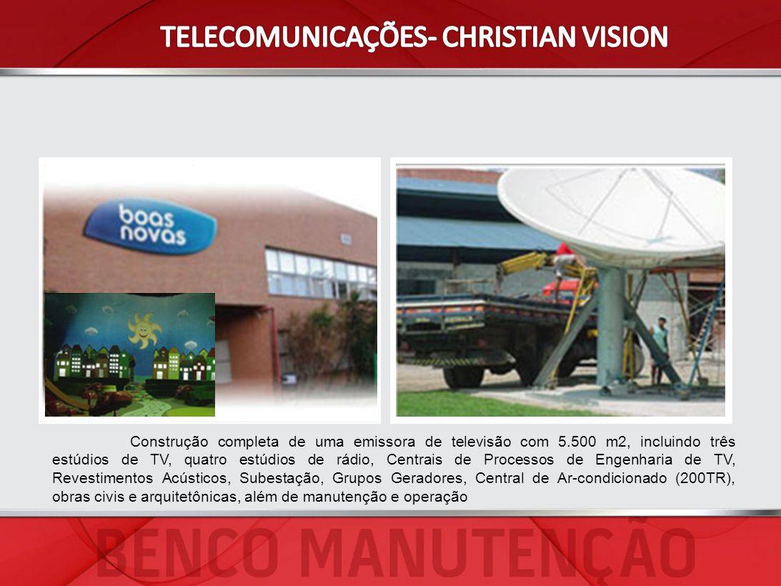 TELECOMUNICAÇÕES- CHRISTIAN VISION