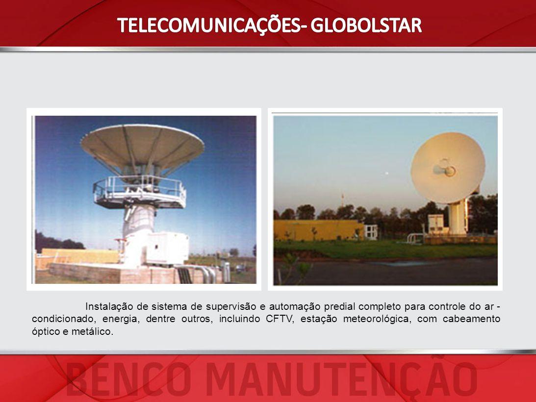 TELECOMUNICAÇÕES- GLOBOLSTAR