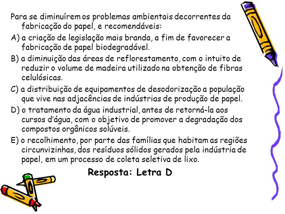 Para se diminuírem os problemas ambientais decorrentes da fabricação do papel, e recomendáveis: