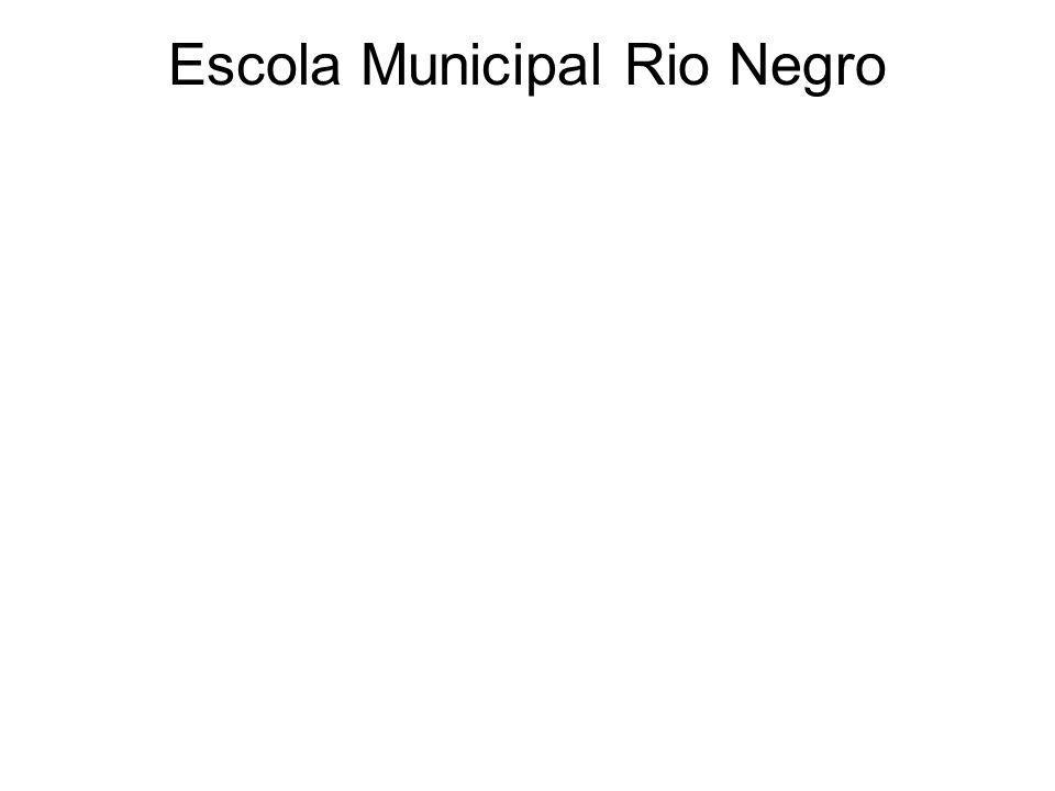 Escola Municipal Rio Negro