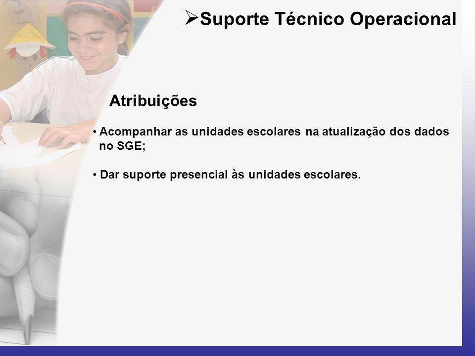 Suporte Técnico Operacional