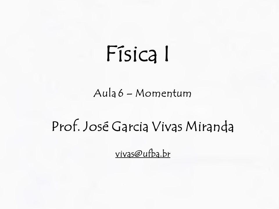 Prof. José Garcia Vivas Miranda
