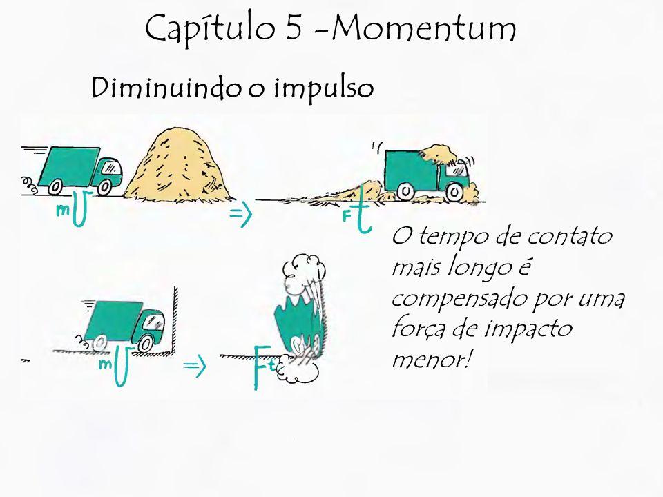 Capítulo 5 -Momentum Diminuindo o impulso