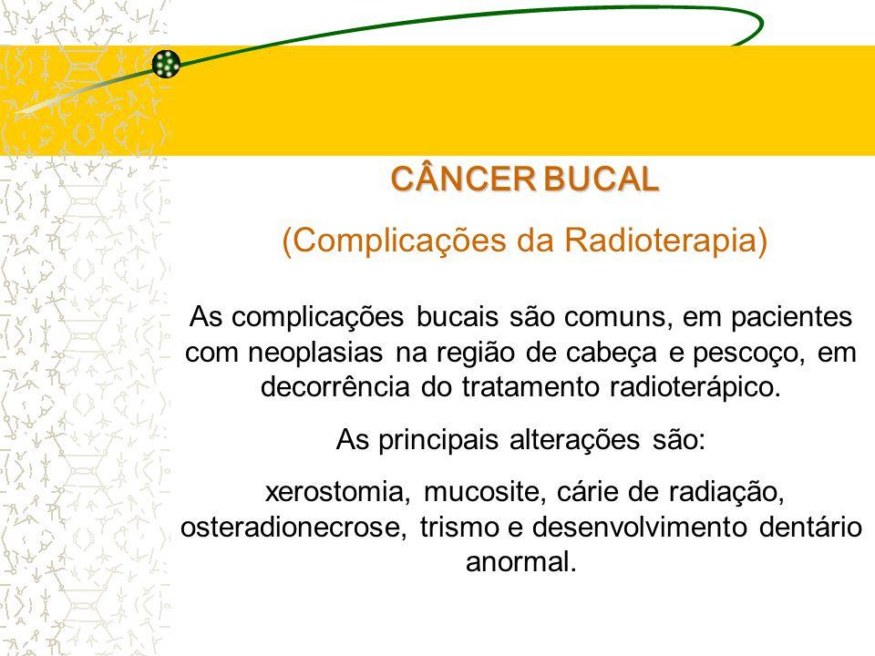 (Complicações da Radioterapia)
