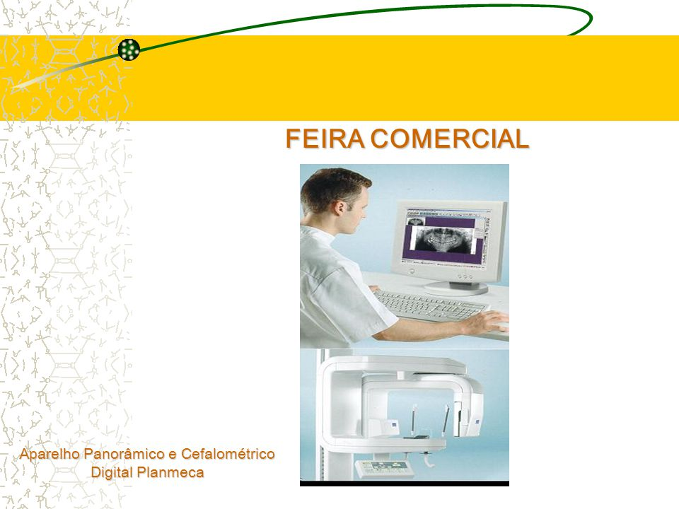 Aparelho Panorâmico e Cefalométrico Digital Planmeca