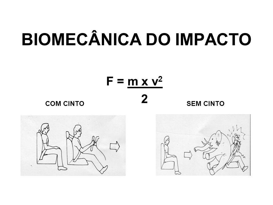 BIOMECÂNICA DO IMPACTO