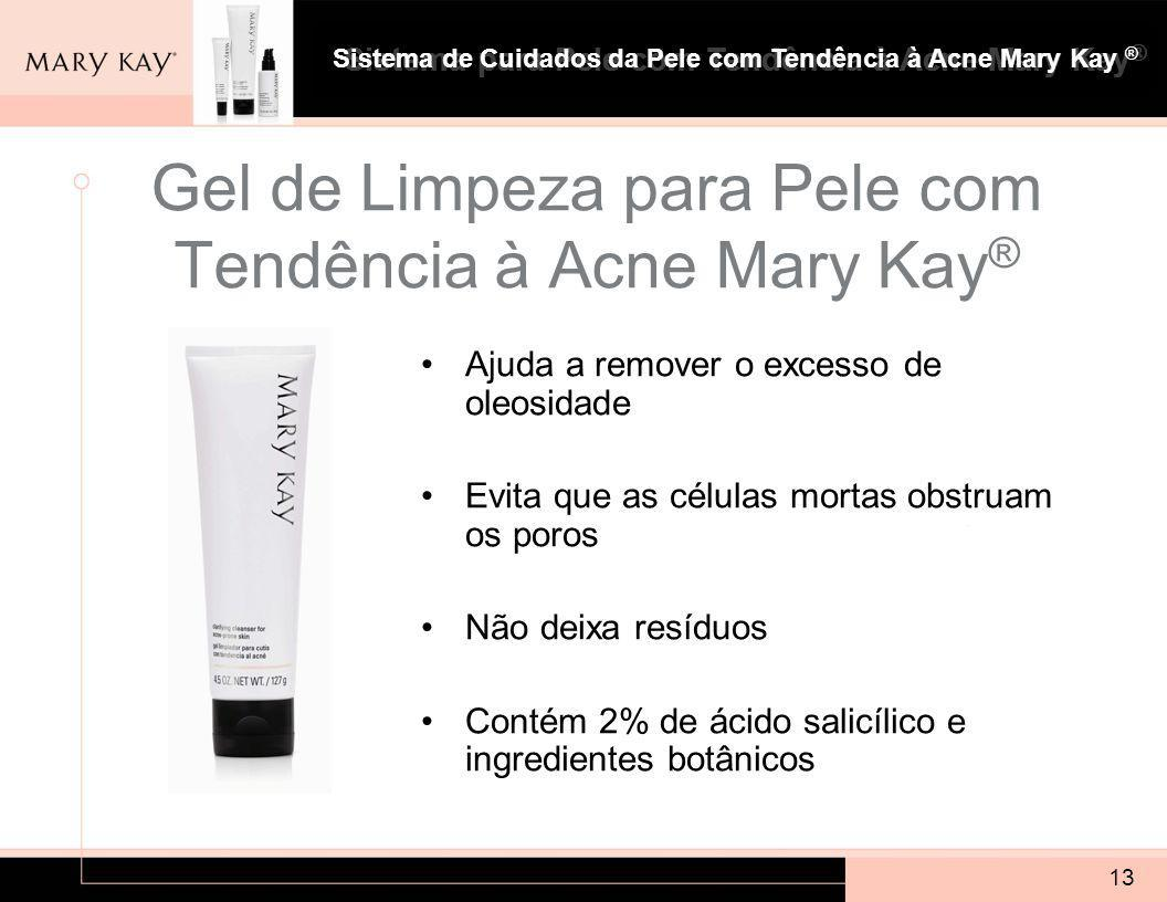Gel de Limpeza para Pele com Tendência à Acne Mary Kay®