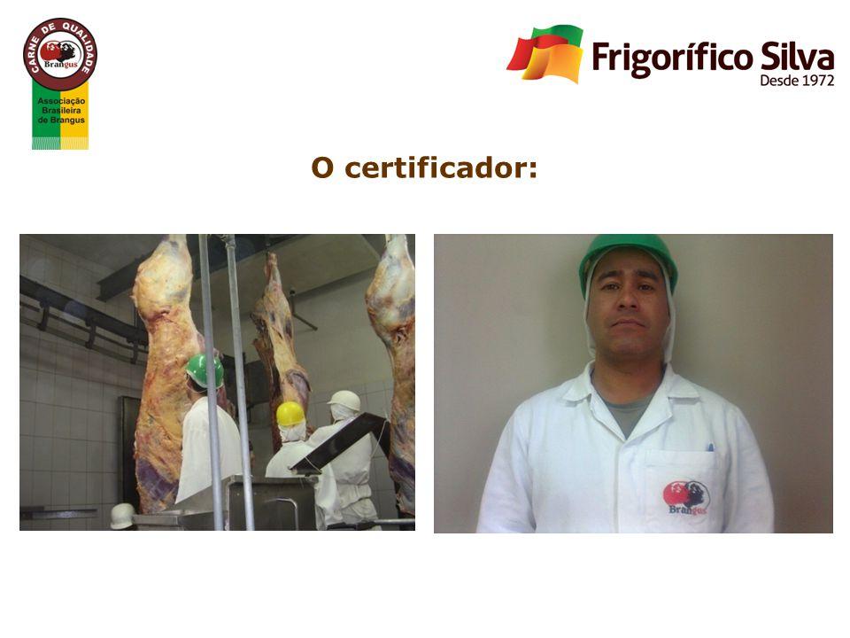 O certificador: