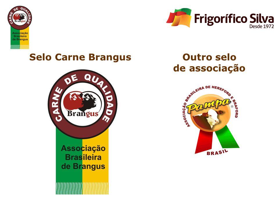 Selo Carne Brangus Outro selo de associação