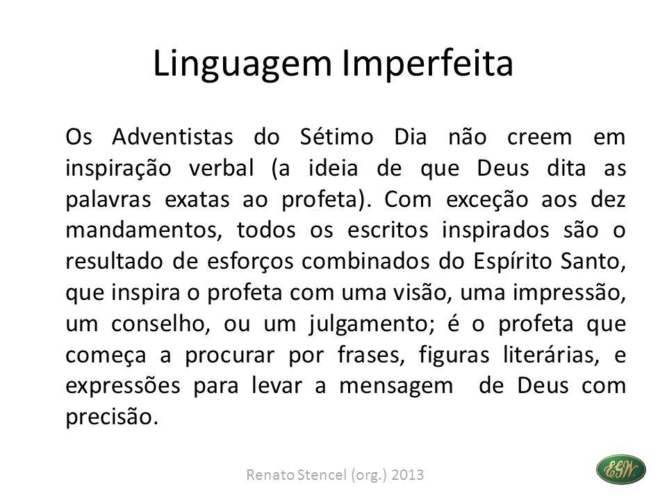 Linguagem Imperfeita