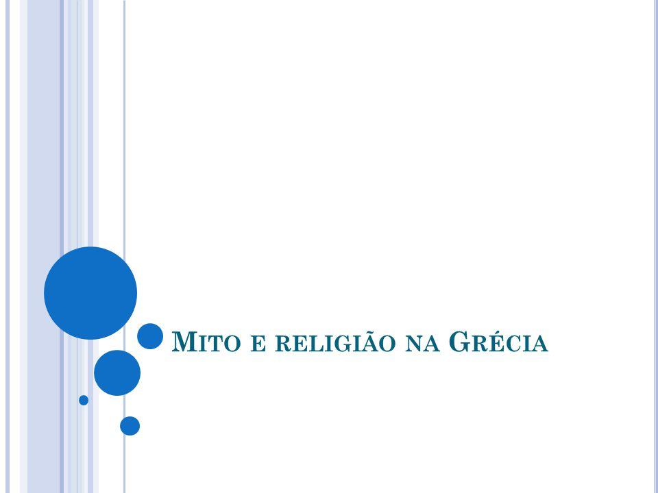 Mito e religião na Grécia