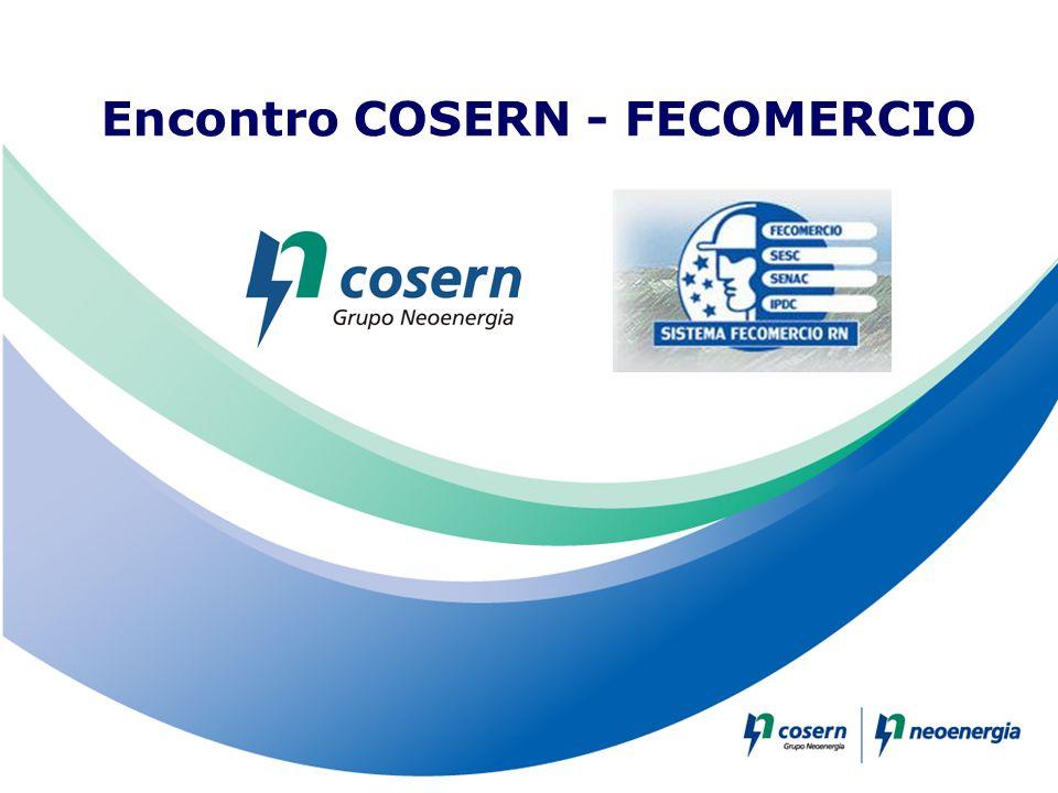 Encontro COSERN - FECOMERCIO